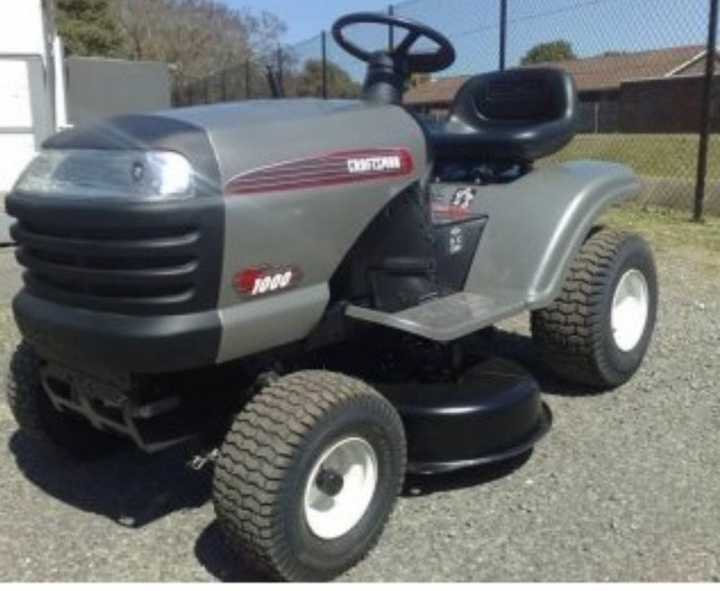 craftsman riding mower trade tn usa riding lawn mowers for sale show ad used lawn. Black Bedroom Furniture Sets. Home Design Ideas