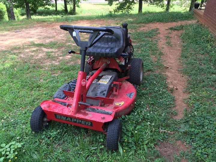Ms Lawn Mower : Snapper lawn mower ripley mississippi usa riding