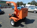 New Salsco 8625 Towable Chipper