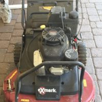 Walk Behind eXmark Commercial Gas Mower